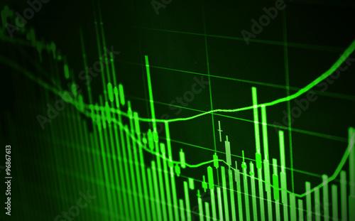 Forex trader background