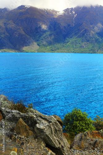 Poster Beautiful lake