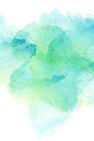 Abstract watercolor background. - 97006440