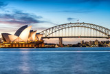 SYDNEY - OCTOBER 12, 2015: The Sydney Opera House. It was design