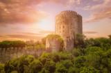Rumeli Fortress  at Istanbul,Turkey - 97043840