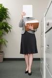 Secretary filing