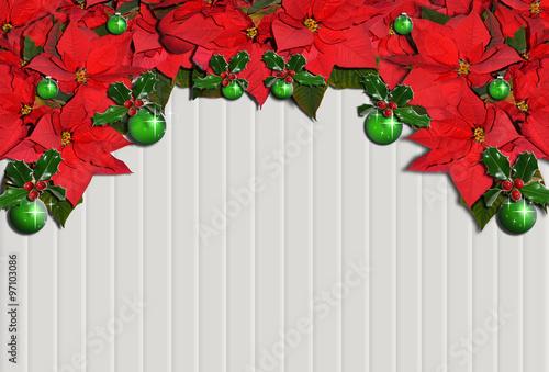 Pascuero flor de pascua adornos navide os guirnalda - Fotos adornos navidenos ...