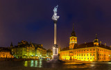 Fototapety Royal Castle  in Warsaw