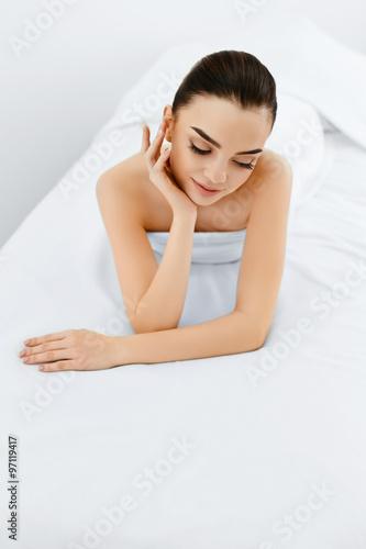 Poster Schönheit Frau