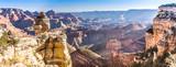 Paisaje del Gran Cañon del Colorado