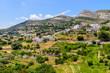 Obrazy na płótnie, fototapety, zdjęcia, fotoobrazy drukowane : Traditional Greek village in the mountains, Apiranthos village, Naxos island, Cyclades, Greece.