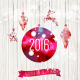 Fototapety happy new year