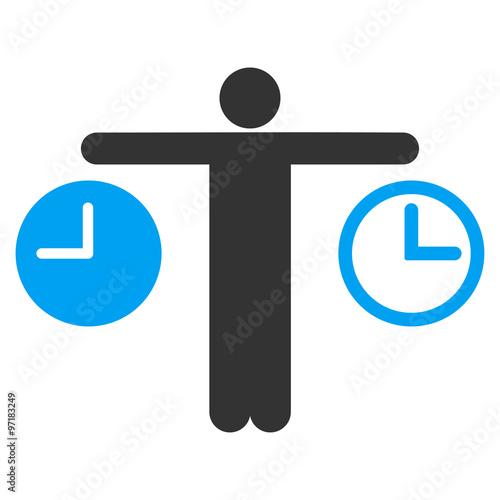 Compare Time Icon  Sto...