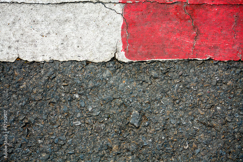 Fotobehang Formule 1 asphalt texture