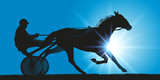 CHEVAL Jockey-Sulky - 97262842