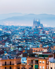Barcelona Spain © vichie81