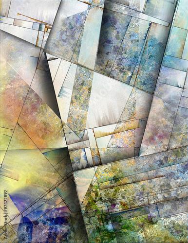 Obraz Abstraction