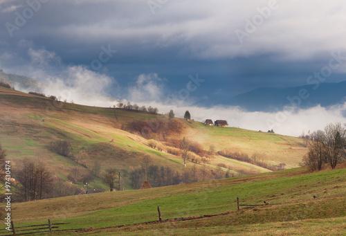 Carpathians nature - 97430474