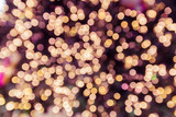 Fototapety Christmas background. Festive elegant abstract background with b