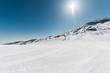 Fototapeta Narty - Alpejskie -