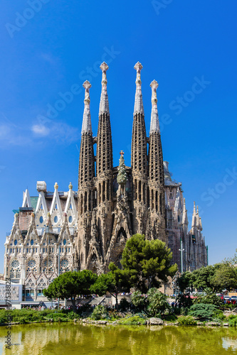 Poster Sagrada Familia