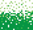 Abstract green seamless texture