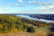 Fall Season from Quincy Hill