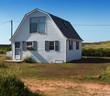 Farmhouse on field, Prince Edward Island, Canada