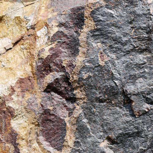 Rough Granite Stone : Quot rough granite stone rock background texture photo libre