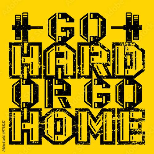 Plakát Motivational quote 005
