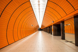 Marienplatz underground station in Munich, Germany - 97786816