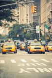 Cabs in NY