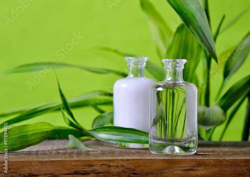Obraz na Szkle Organic cosmetics