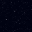 Beautiful stellar sky.
