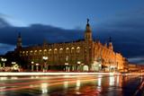 Cuba, Havana - The grand teatro in Havana City during sunset