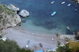 Particular beach, Amalfi peninsula