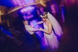 Fototapety wedding first dance