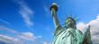 Obrazy na płótnie, fototapety, zdjęcia, fotoobrazy drukowane : Statue de la liberté / Statue of liberty