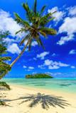 Fototapety Rarotonga, Cook Islands.