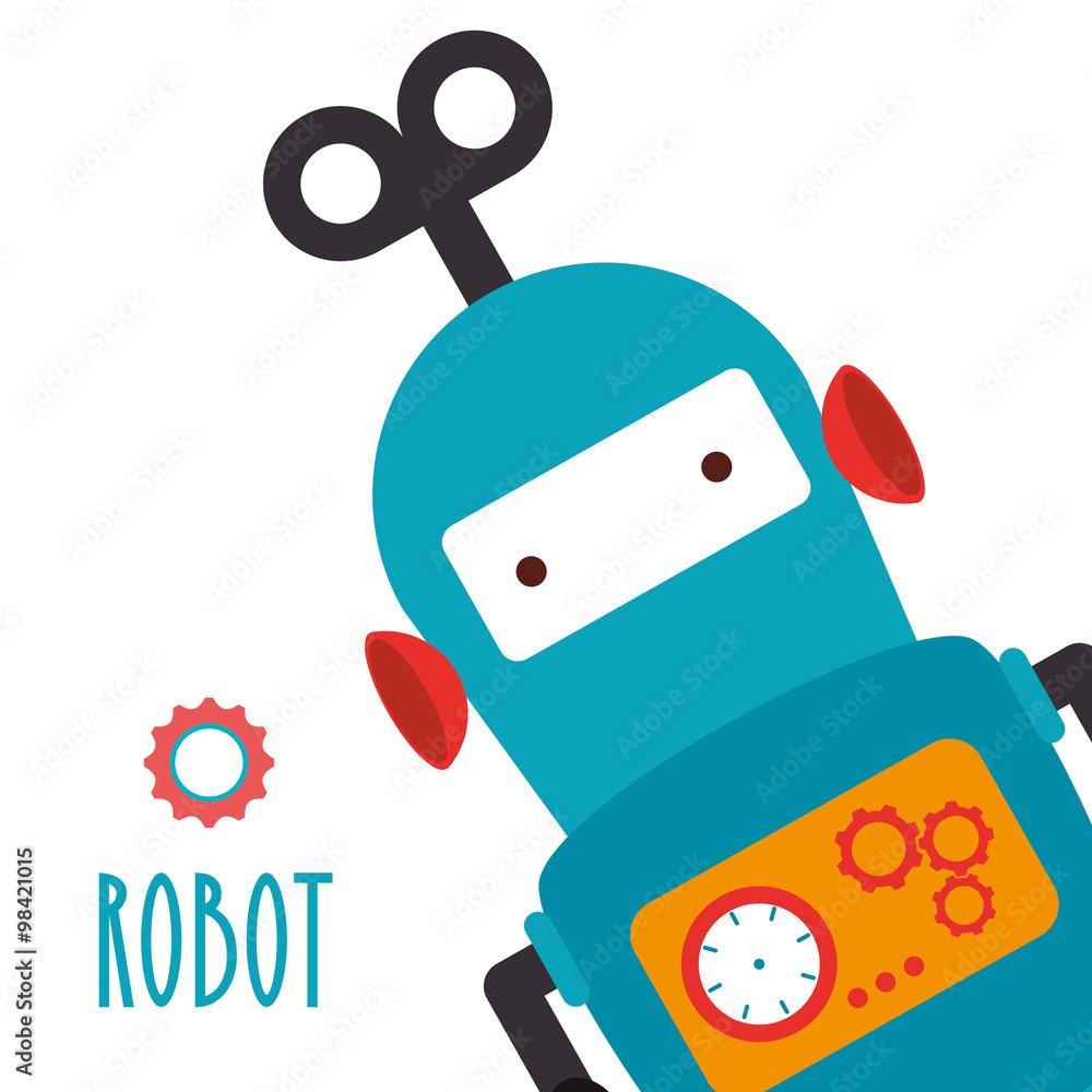 robot ekwipunek trybiki - powiększenie