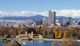 Mile High City Panorama