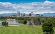 Downtown Denver Scenic