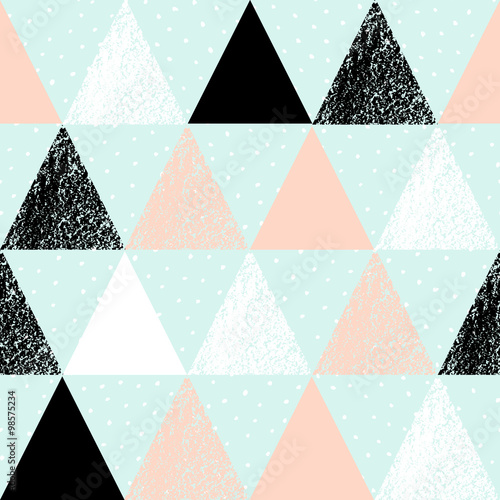 Abstract Geometric Pattern © Iveta Angelova