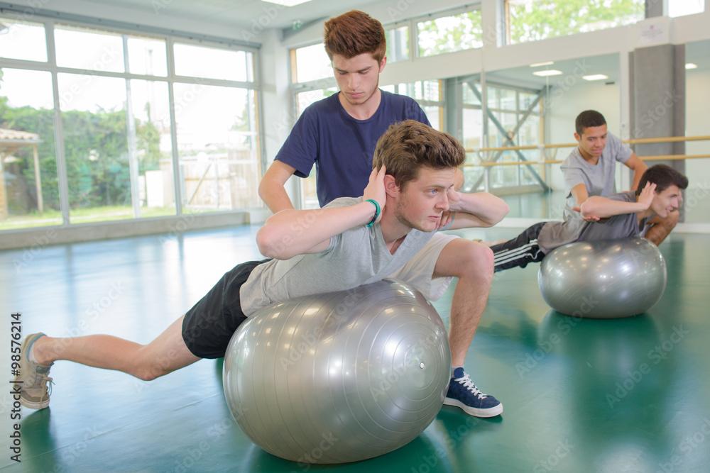 ćwiczenie zdrowie zdrowy - powiększenie
