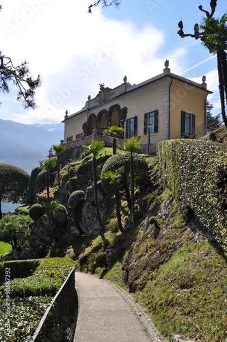 Poster Villa del Balbianello