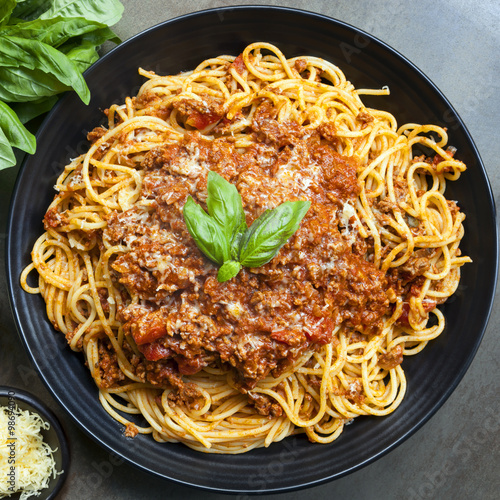 Poster Spaghetti Bolognese