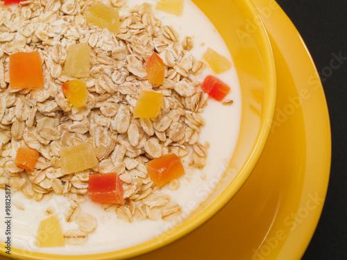 Naklejka Cereal Breakfast