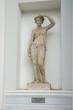 ������, ������: StatueCeres Demeter Meleager in the nicheKitchen pavilion ofYelaginPalace St Petersburg