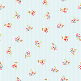 Seamless Pattern with little flowers - 98893892