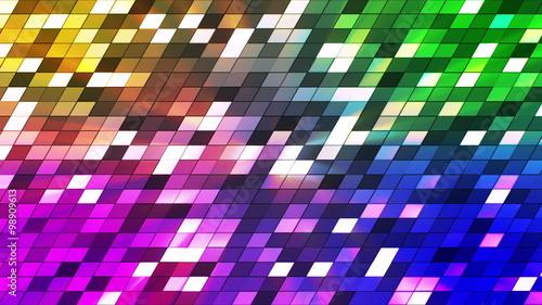 Broadcast Twinkling Slant Hi-Tech Squares 07 © Acme Designs