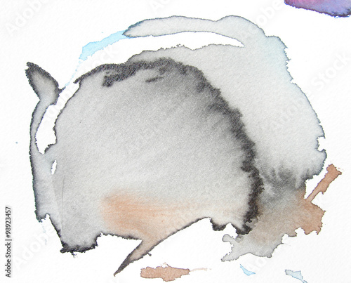 abstract watercolor background design © jdoms