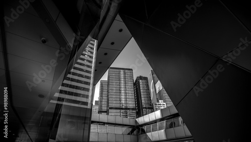 Modern Buildings and Architecture