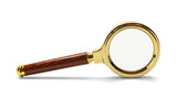 Magnifying Glass On Side