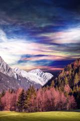 Południowej Tyrolskich Alpach